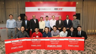 CIMB Data Science Challenge 2016