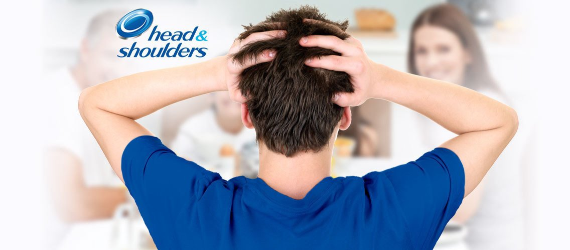 Head & Shoulders Awkward Conversations contest