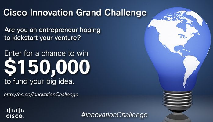 The Cisco Innovation Grand Challenge