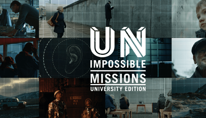 Unimpossible Missions The University Edition