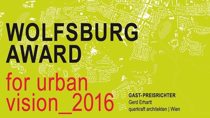 Wolfsburg award for urban vision