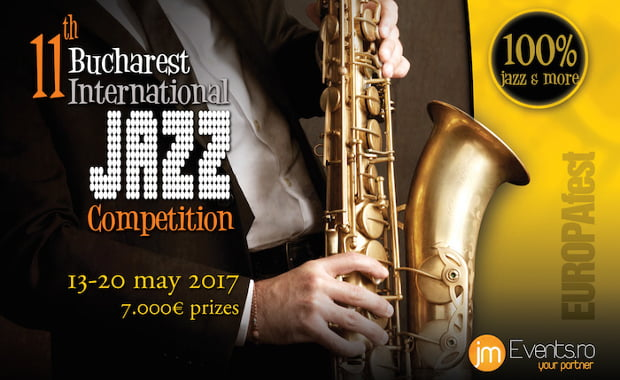 11th Bucharest International Jazz Competition 2017