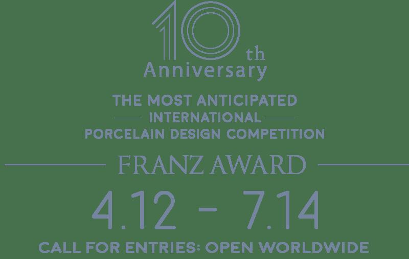 2016 Franz Award International Porcelain Design Competition