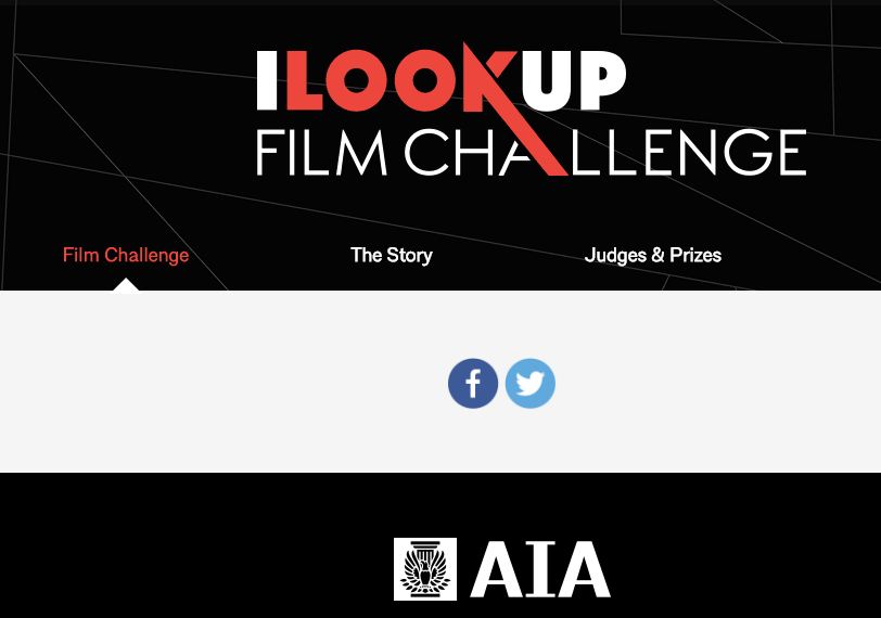 2nd Annual I Look Up Film Challenge