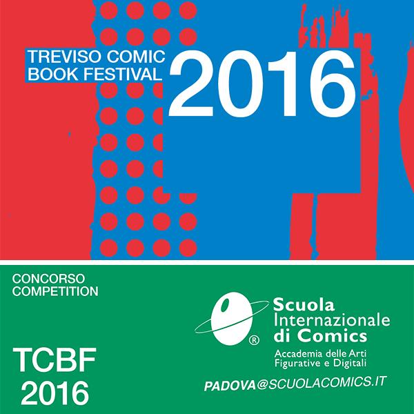 5th International Treviso Comic BookFestival Competition