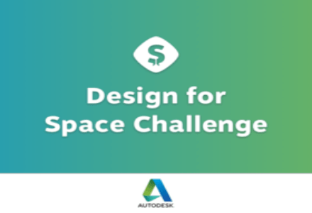 Design for Space Challenge by Autodesk