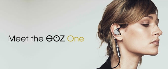 EOZ One - The Most Stylish Bluetooth Earphones Ever