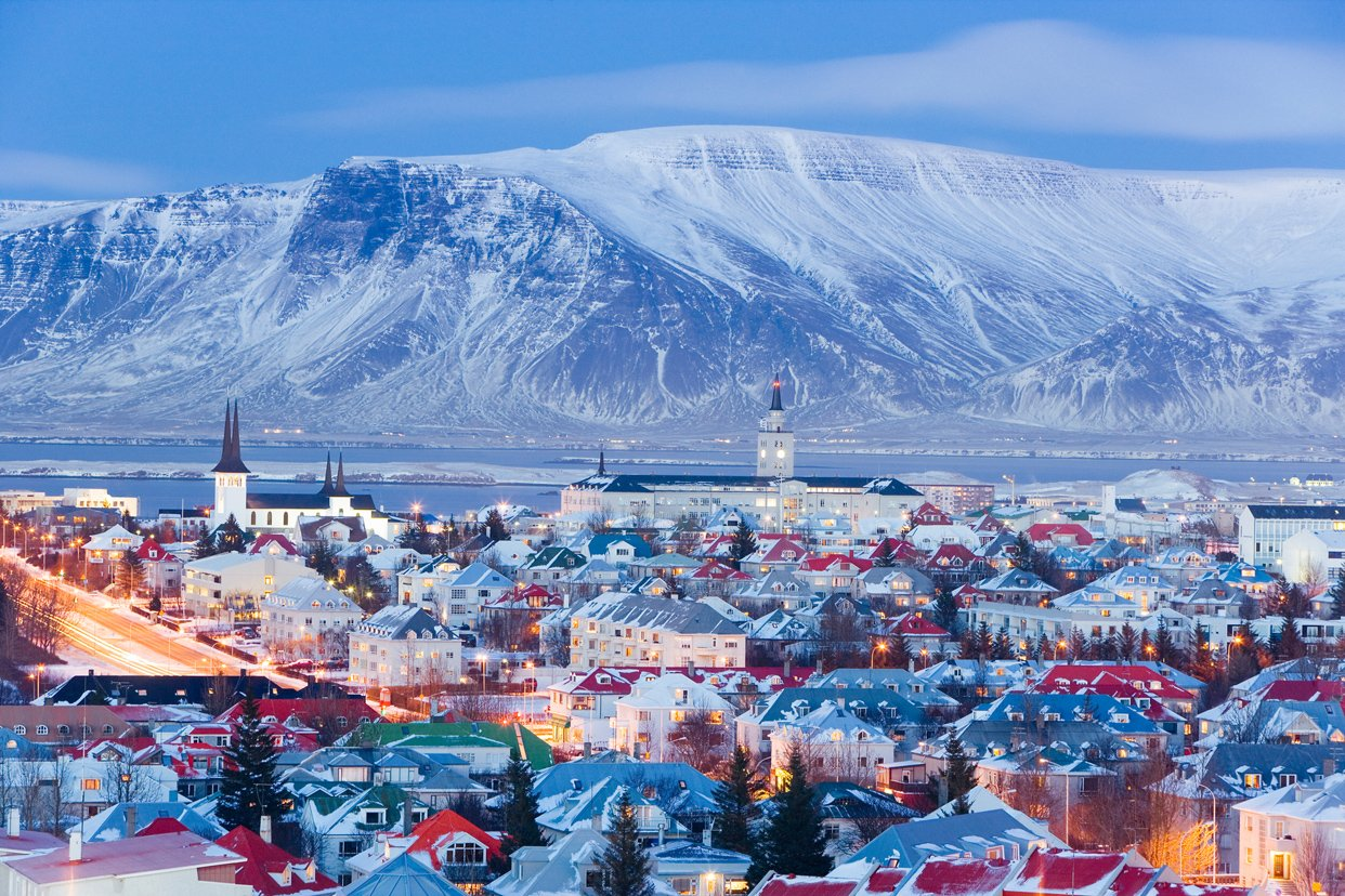 Icelandic Government Scholarships