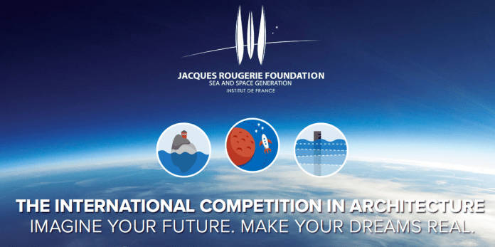 Jacques Rougerie Foundation-Institut de France 2016 International Competition in Architecture