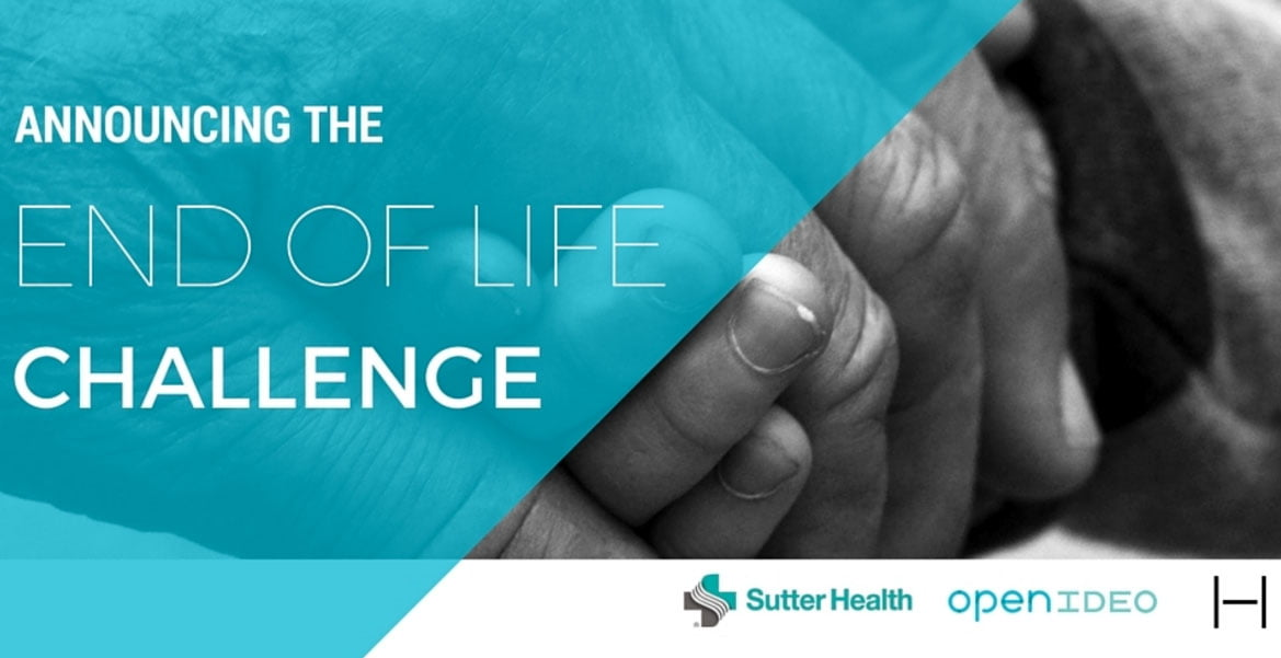 Openideo end-of-life experience challenge