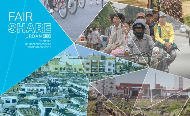AECOM - Urban SOS 2016 Fair Share Design competition