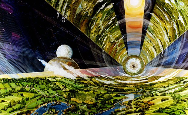 Ames Research Center Space Settlement design Contest 2017 by NASA