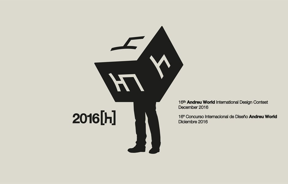 Andreu World International Design Contest 2016