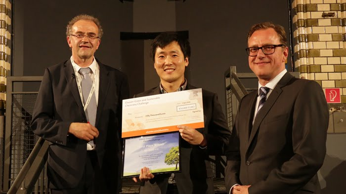 Elsevier Foundation Green & Sustainable Chemistry Challenge 2017