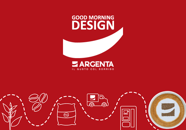 Good Morning Design competition by Gruppo Argenta and Desall
