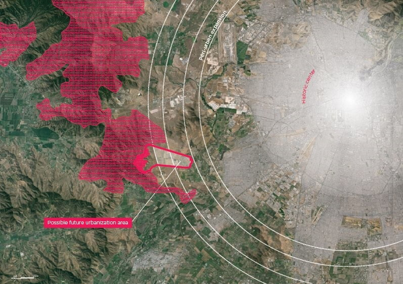 Santiago emergent ecologies competition