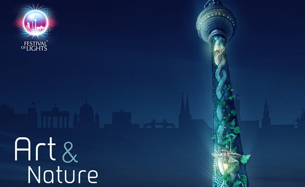 The 2nd Berlin Festival of Lights Competition 2016