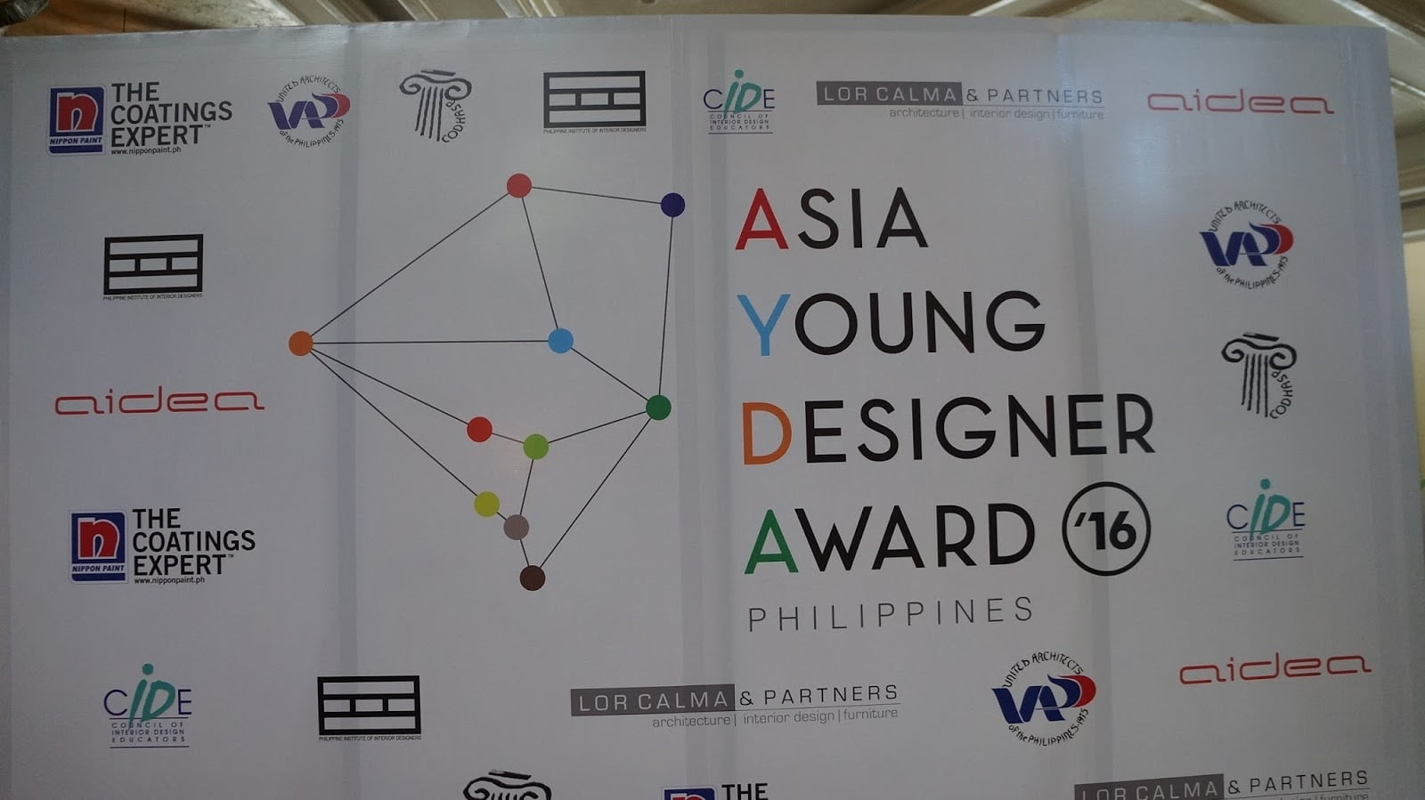 The Asia Young Designer Award 2016