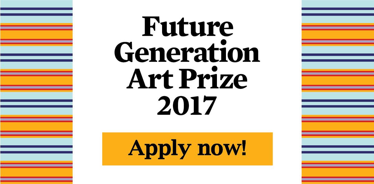 The Future Generation Art Prize 2017