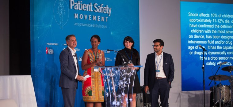 The Patient Safety Innovation Awards competition