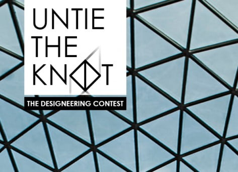 Untie the knot the designeering contest by HYVE