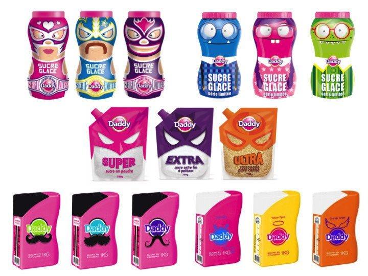 Daddy Rocks sugar contest by Eyeka