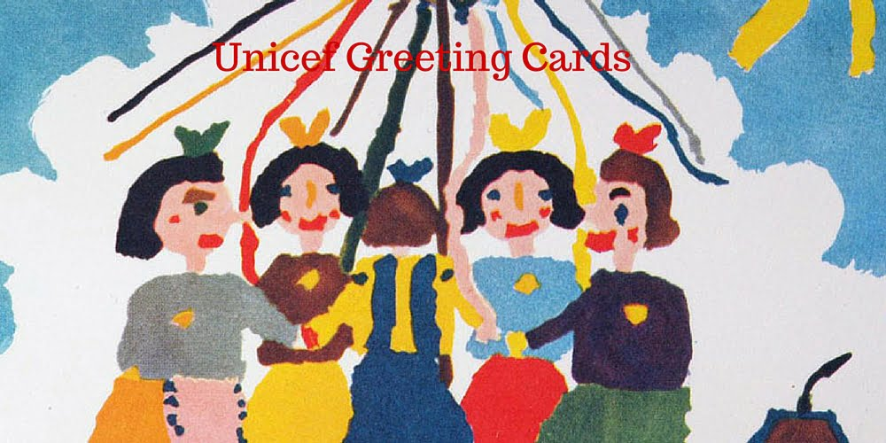 Design greeting cards for UNICEF challenge
