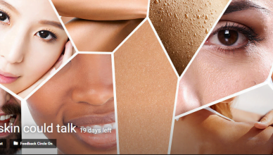If my skin could talk challenge by Eyeka