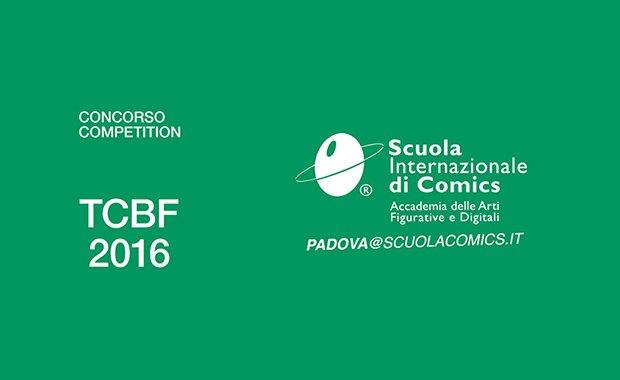 Trevisco comic bookfestival competition