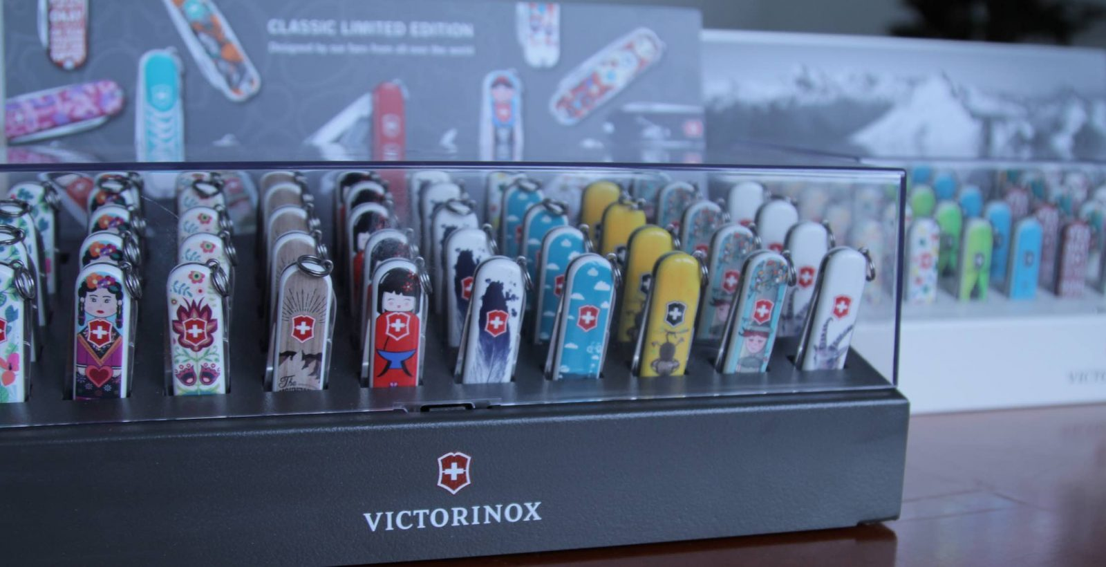 Victorinox Swiss Army Knife design challenge