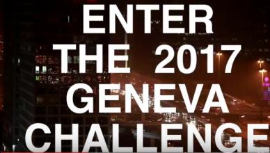 17,500 CHF Prize Geneva Challenge 2017