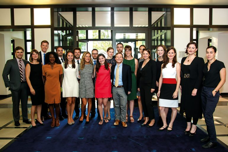 Arthur F. Burns German-American Fellowship 2017 for German and U.S. Journalist