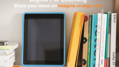 Digital for Learning innovation challenge by Imagine