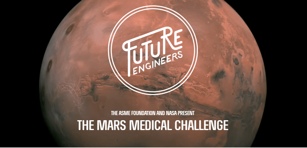 Future Engineers Mars Medical Challenge