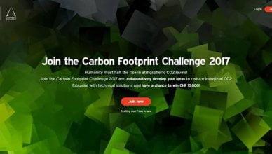 Carbon Footprint Challenge 2017