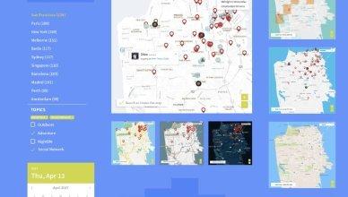 Reactive Maps