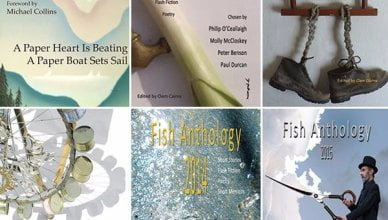 The Fish Flash Fiction Contest, a compelling story in 300 words or less.