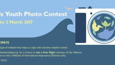 World Wetlands Day Youth Photo Contest