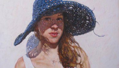 19th Annual Painting Competition Pastel 100