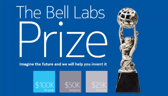 Apply for The Bell Labs Prize
