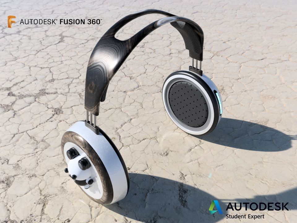 Design for audio technology by Autodesk