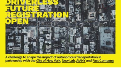 NYC The Driverless Future challenge