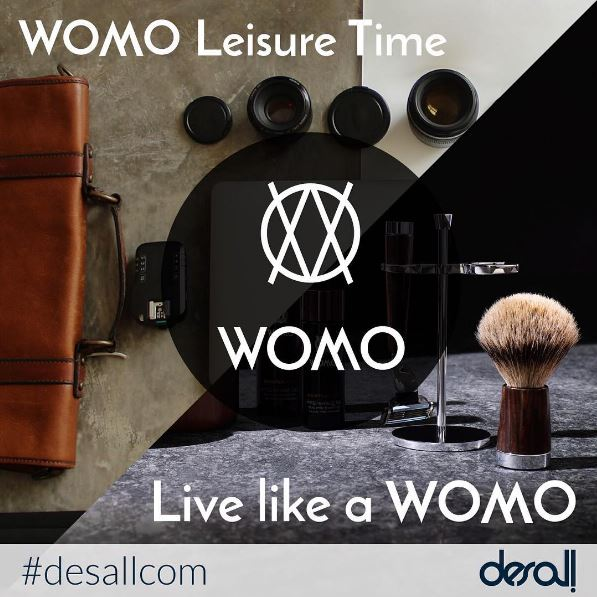 WOMO leisure time design contest