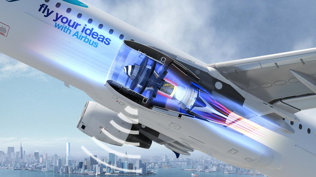 Airbus fly your ideas innovation competition