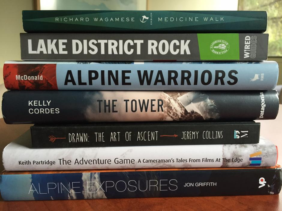 Banff Mountain book competition
