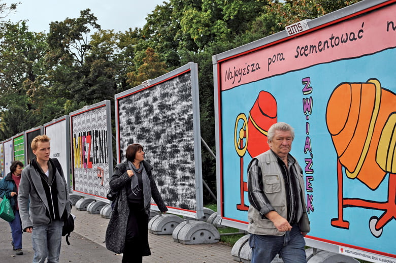 Billboard Art Competition