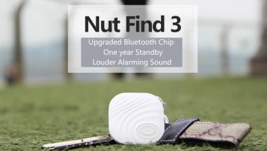 Nut Find 3 The Best Designed Smart Tracker in the world