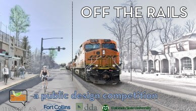 Off The Rails Urban Lab Design Competition