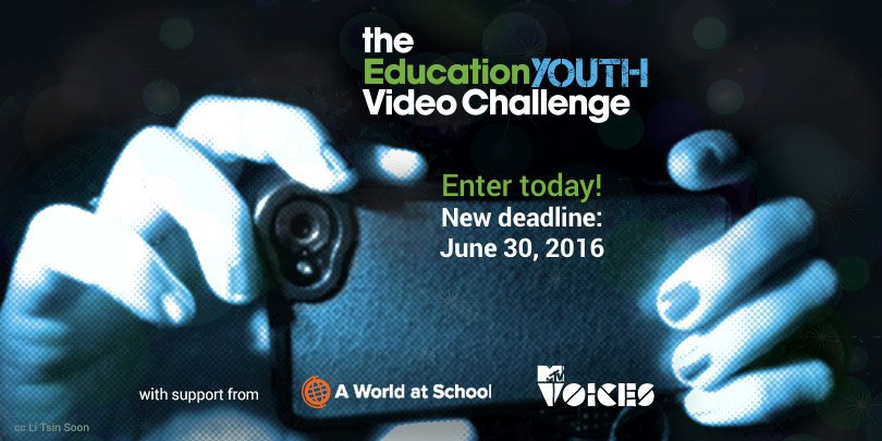 The Education Youth Video Challenge 2016