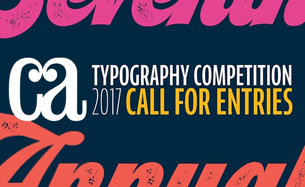 Communication Arts Typography Competition